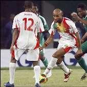 Nigeria 0-0 Mali