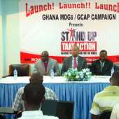 Post Press Briefing Report on STAND UP & TAKE ACTION