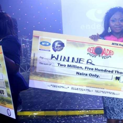 Monica Ogah, Winner MTN PFWA 4 2011