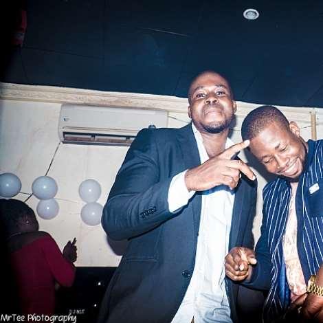 Unstoppable DJ Sly birthday party shutdown the city