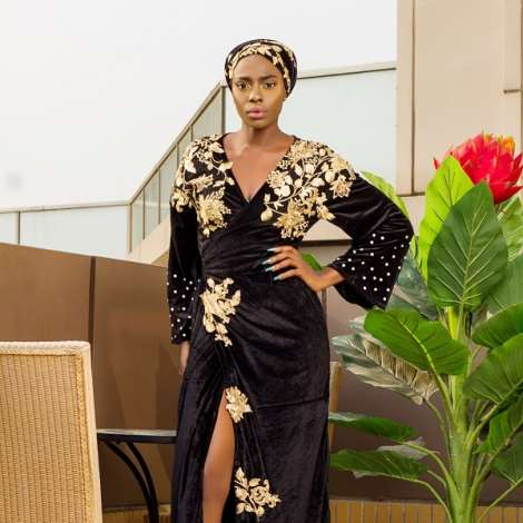 Beverly Osu, Maria Nepembe & Antonia Shinana smoulder in