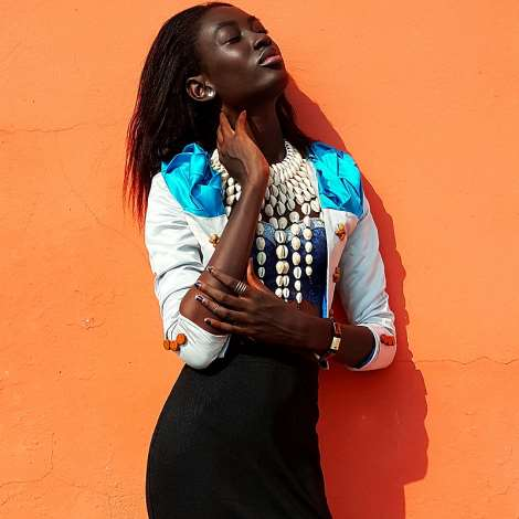 Five Minutes With A Dark Skinned Damsel