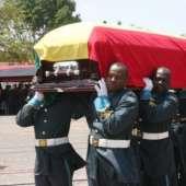 Former Speaker Ala-Adjetey laid to rest
