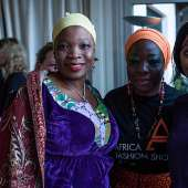 Event Day 1: African Fashion and Culture with Africa Fashion Show Geneva 2014