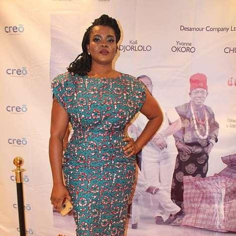 Yvonne Okoro Hits Big With Ghana Must Go