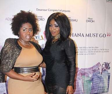 lydia forson and yvonne okoro 1