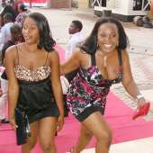 IMAGES FROM THE BEST OF NOLLYWOOD AWARDS