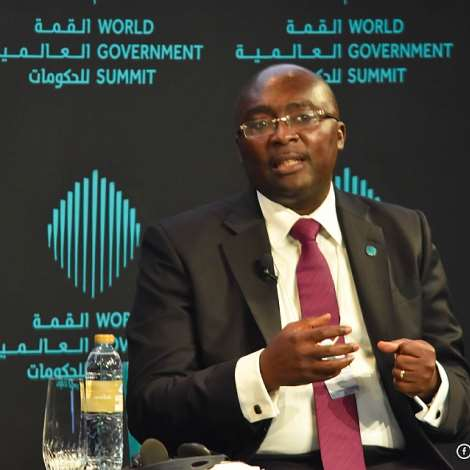 Leverage Technology To Improve Lives, Bawumia Urges African Leaders
