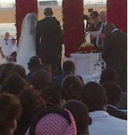 2FACE AND ANNIE WEDDING IN DUBAI