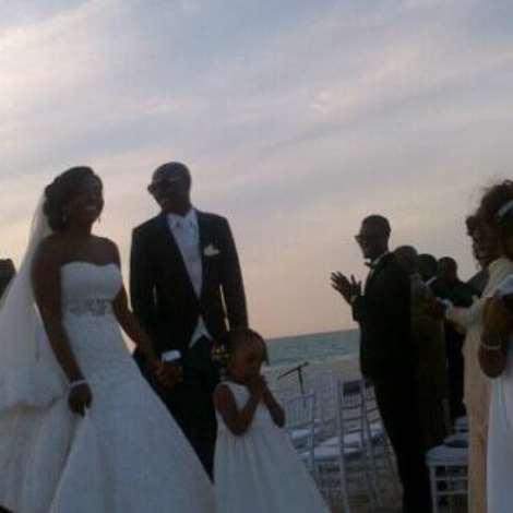 2FACE AND ANNIE DUBAI WEDDING
