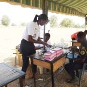 Naa Okailey Shooter Foundation Holds Medical Outreach In Bolgatanga