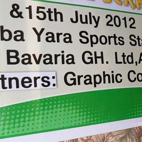 BAVARIA NATIONAL SCRABBLE CHAMPIONSHIP