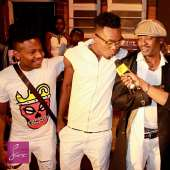 Chidinma, Patoranking, Wizkid, Sefiya, Ice Prince at HipTV-Cokobar All White Party