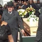 The Burial of Emmanuel Wilson(Nana Yaw) in Amsterdam,NL