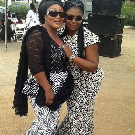 Funeral of nana Osei Bonsu at koforidua Jackson park