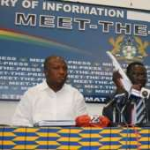 Minister of Information briefs media on state of the nation