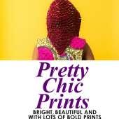 Pretty Chic Prints in Fatima Camara's New Collection