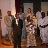 OUTDOORING CEREMONY OF MASTER ELIA GYEBI WEAH SUPPORTED BY GHANA SOCIETY  BASEL-SWITZERLAND.