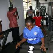 Ghana Health Service gets a new Fitness Gym