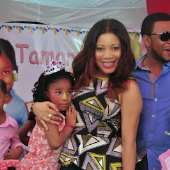 Monalisa Chinda's daughter Tamar Lily's 5th birthday Pictures