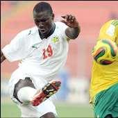 Senegal 1-1 South Africa