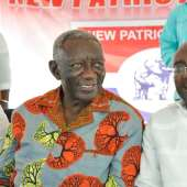 Akufo-Addo Nominates Dr. Bawumia for 2016 Elections