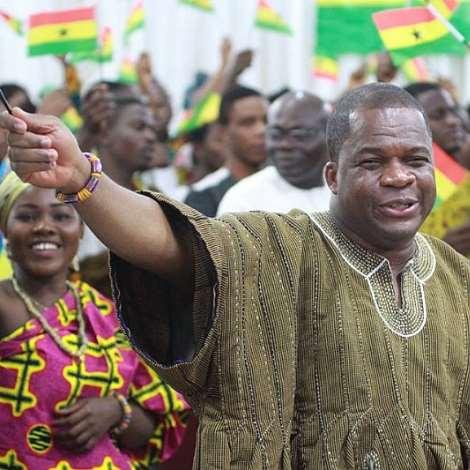 Stephen Wengam's Cedar Mountain Chapel Celebrates Ghana Day