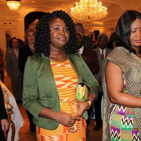 Ghana@60 Celebration Bern-Switzerland 06.03.2017