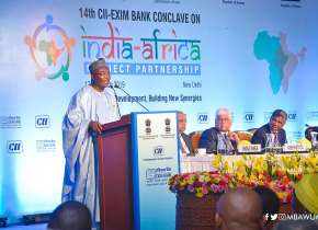 VP Bawumia in India - The time to invest in Africa is now