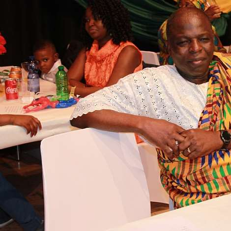 Agus And Friends Of Ghana Celebrate Ghana@60 In Zurich