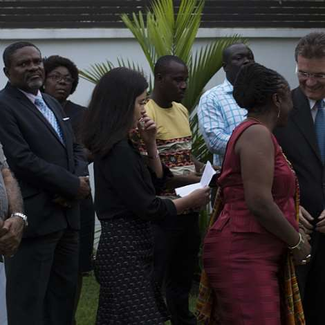 Ibraf Launches Headquarters In Accra