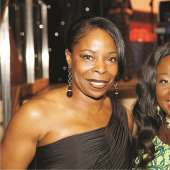 LOLO1 OF WAZOBIA FM HOSTED WOMEN FOR AFRICA2015 EVENT IN LONDON