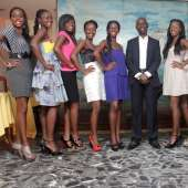 Playwright Uncle Ebo talks Faith, Love & Service to mankind with Miss Ghana 2013 finalists