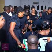 LAGOS Service Of Songs In Memory Of Peter Bello