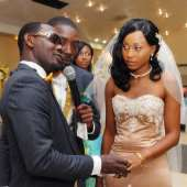 Comedian AY Weds Heartthrob Mabel