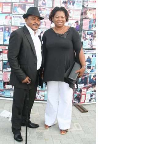 comic actor victor osuagwu and wife