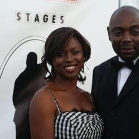 actor segun arinze and wife julie