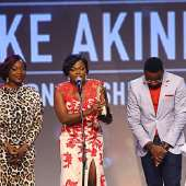 Nollywood Celebs Dazzle At AMVCA 2014