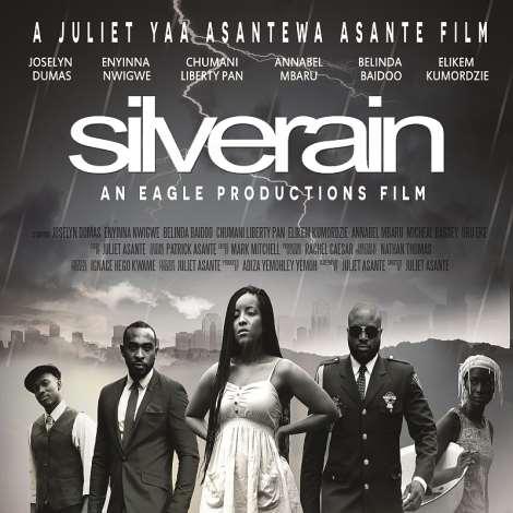 Joselyn Dumas Turns 'Kayayo' In Silver Rain