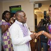 Russel Edem Avornyo aka Coded tied the knot