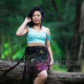 NEW LOOK, NEW SITE – MONALISA CHINDA IS RIDING ON SUNSHINE!
