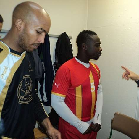 BLACK SPEARS FC IN FRANCE PARIS