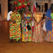 57TH GHANA INDEPENDENCE ANNIVERSARY CELEBRATIONS IN BERNE SWITZERLAND 2014