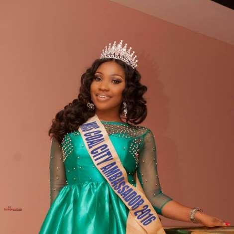 Beauty Queen Okoli Sochima Releases Stunning Photos To Mark Birthday