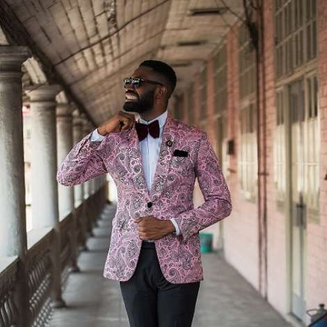 Menswear Brand Rogue Presents An Editorial Featuring Ric Hassani In
