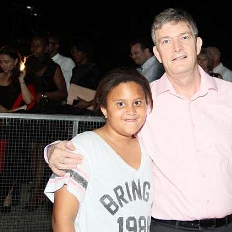 NICHOLAS VERVELDI AND DAUGHTER