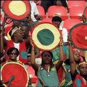 Cameroon 5 - 1 Zambia