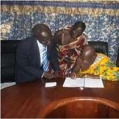 Edusei Foundation Donates To Western Nananom Education Fund