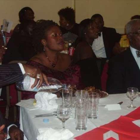 Gadangme elders was in attendance