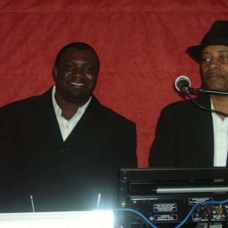 Men in black.DJ Alordia & Bishop T
